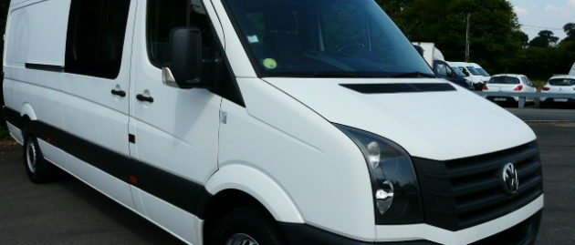 CRAFTER 2.0 TDI 136CV L4H2 CABINE APPROFONDIE 7 PLACES